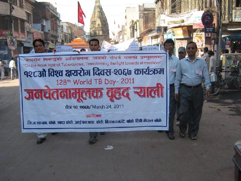 Anti tuberculosis association